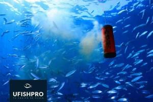 UFISHPRO bajo el agua 02